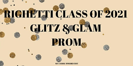 Righetti Class of 2021 Senior Prom tickets