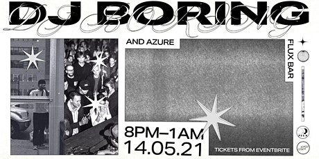DJ BORING tickets