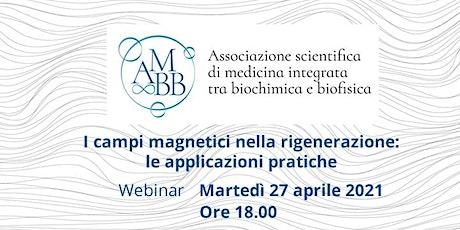 I campi magnetici nella rigenerazione: le applicazioni pratiche biglietti