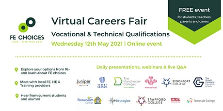 FE Choices Week | Vocational and Technical Qualifications tickets