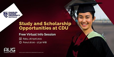 Charles Darwin University - Virtual Info Session tickets