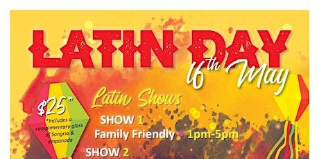 Latin Day tickets