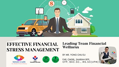 Leading Ur Team's Mental Well Being & Financial Wellness & Financial Stress tickets