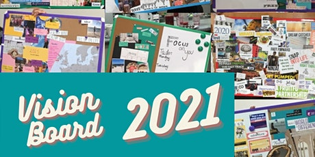 Create Your Personal Vision Board tickets