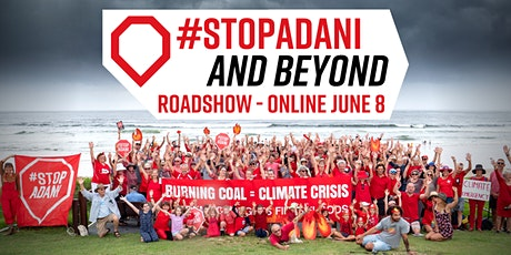 #StopAdani and Beyond Roadshow - Online tickets