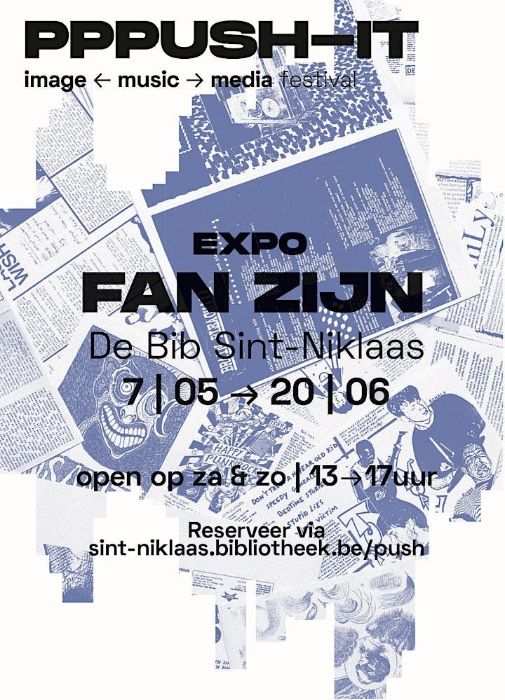 Afbeelding van FAN ZIJN | PPPUSH-IT