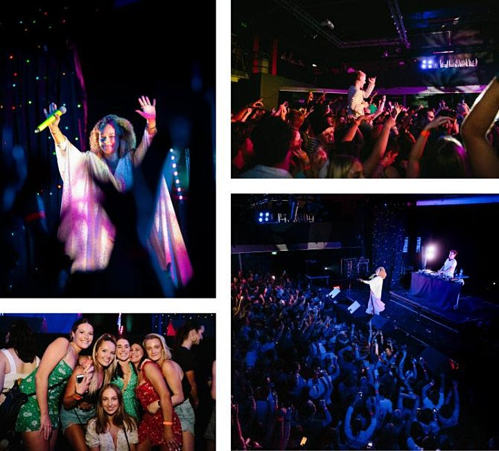 SELINA'S Presents SNEAKY SOUND SYSTEM image