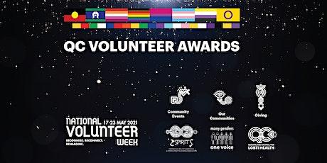QC Volunteer Awards tickets