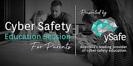 Parent Cyber Safety Information Session - Cheltenham Girls High School tickets