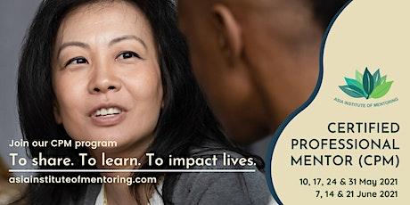Certified Professional Mentor (CPM) Training Program tickets