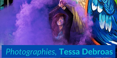 "Vernissage exposition ""Photographies"", Tessa Debroas billets"