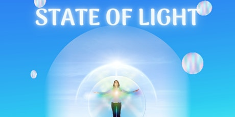 Mindfulness meditation, breathing,  spiritual healing - State of Light. tickets