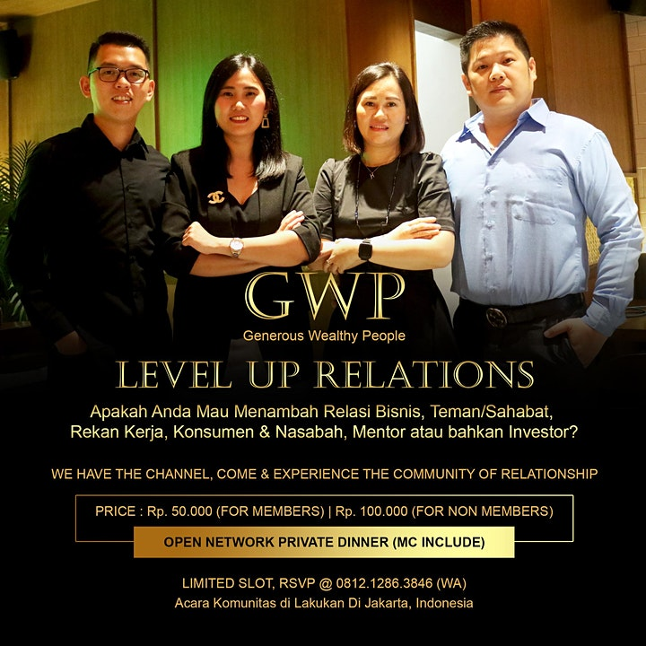 Level Up Relations for Personal & Business Purpose image