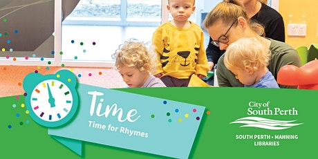 Time for Rhymes - Manning Library tickets