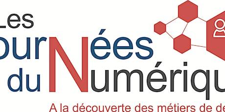 Défi numérique - Atelier Communication numérique tickets