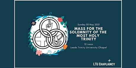 Mass for the Solemnity of the Most Holy Trinity tickets