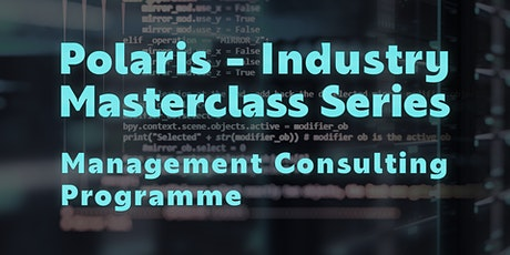 Polaris - Industry Masterclass (Management Consulting 2) tickets