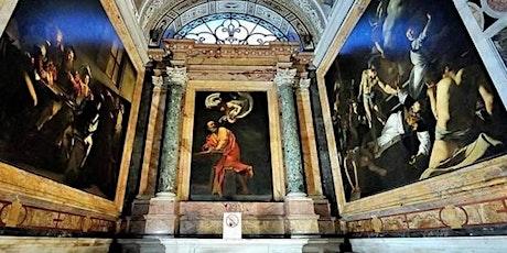 Caravaggio a Roma (Online) biglietti