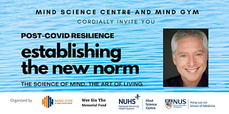 Online Mindfulness Workshop with Dr Alan Wallace: Establishing the New Norm tickets