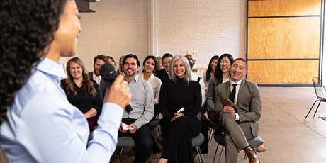 Build Confidence with Public Speaking tickets