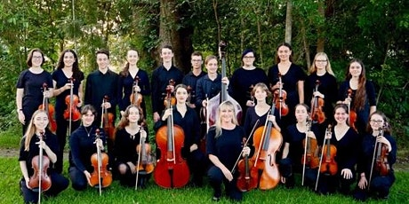 Bellingen Youth Orchestra Sinfonia presents 'Apres-midi Reverie.' tickets