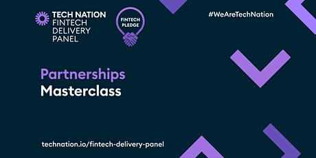 Fintech Pledge Partnership Masterclass tickets