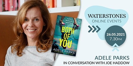 Both of You: Adele Parks in conversation with Joe Haddow tickets