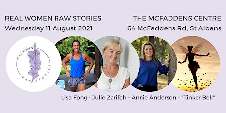 Real Women Raw Stories tickets