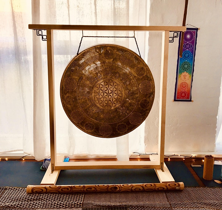 Chakra Balancing Sound Healing - Bondi Beach, 22.4.2021 image