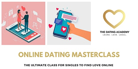 Online Dating Masterclass tickets