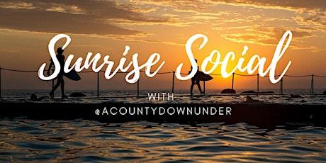 Sunrise Social - Dungannon Park tickets
