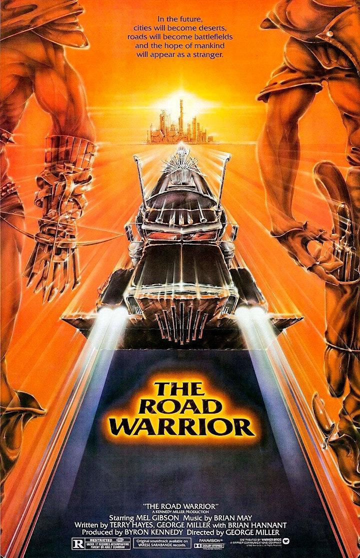 FORT MASON FLIX: The Road Warrior image