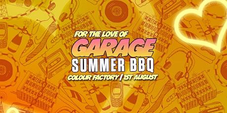UK Garage Summer BBQ w/ Wookie, Sticky, Redhot & Mighty Moe tickets