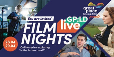 GP:LD LIVE Film Night 2 tickets