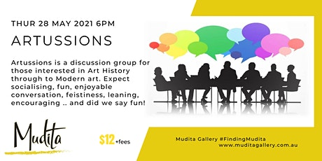 Artussions - Discussion Group about Art History and Modern Art tickets