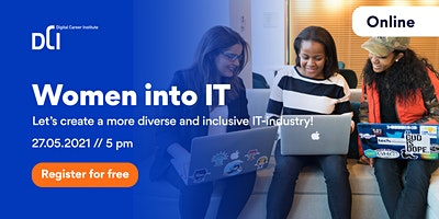 Women Into IT - Become a Web Developer
