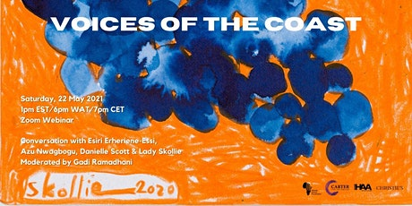 Voices of The Coast: Virtual Discussion & Exhibition Preview tickets