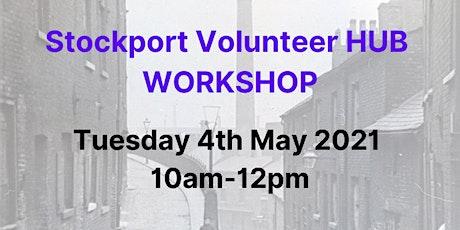 Stockport Volunteer Hub Workshop tickets
