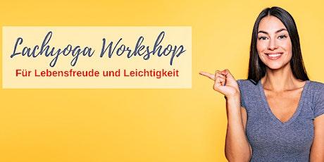 Lachyoga Workshop für Lebensfreude & Leichtigkeit Tickets