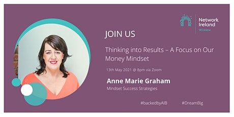 Thinking into Success - A Focus on Our Money Mindset tickets