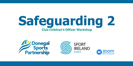 SAFEGUARDING 2 ONLINE WORKSHOP -Thur 20th May tickets