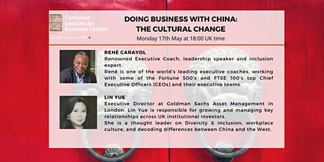 Webinar - Doing Business with China: The Cultural Change tickets