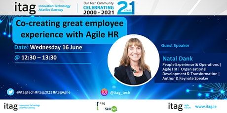 Co-creating great employee experience with Agile HR tickets