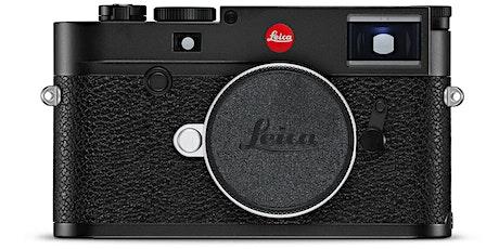Die Leica M10-R entdecken – Bedienung und Handhabung Tickets