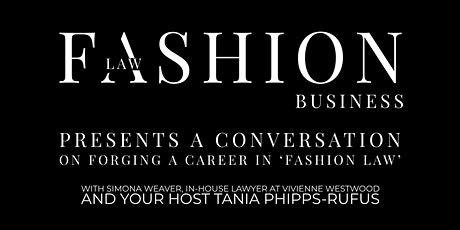 Forging A Career In Fashion Law tickets