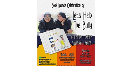 Let's Help The Bully Book Launch Celebration tickets