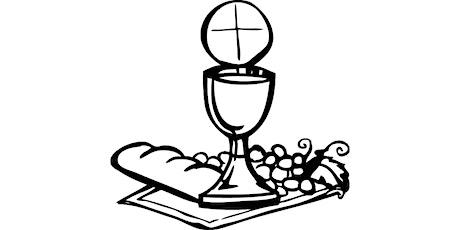 Holy Eucharist tickets
