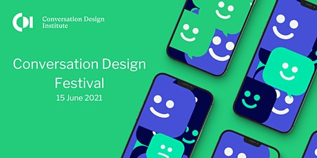 Conversation Design Festival tickets
