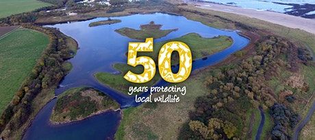Northumberland Wildlife Trust - 50 and Fabulous tickets