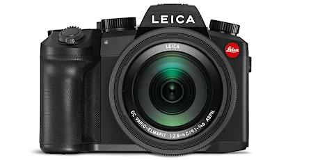 Die Leica V-Lux 5 entdecken - Bedienung und Handhabung Tickets